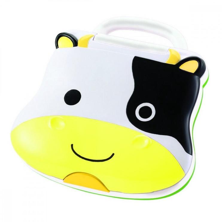 Interaktīva rotaļlieta WinFun Laptop Junior Cow, EN
