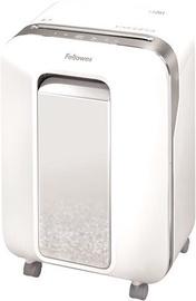 Fellowes Powershred LX201 Micro-Cut Shredder White