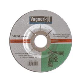 Slīpdisks akmenim Vagner SDH, 115x6x22,23mm