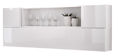 ASM Blox SB II Hanging Cabinet Set White
