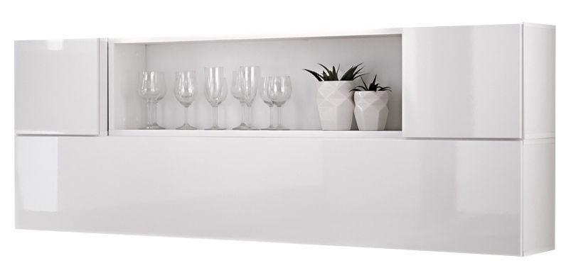 ASM Blox SB II Hanging Cabinet Set White
