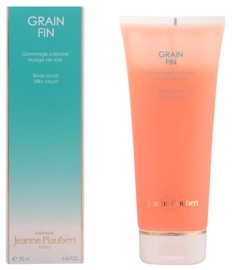 Jeanne Piaubert Grain Fin Silky Cloud Body Scrub 200ml