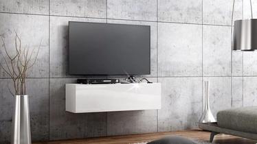 TV galds Pro Meble Arsenal 105 White, 1050x320x300 mm