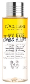 Средство для снятия макияжа L´Occitane Eyes & Lips Bi Phasic Make Up Remover, 100 мл