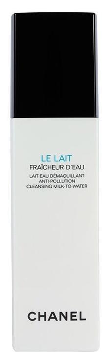 Kosmētikas noņemšanas līdzeklis Chanel Le Lait Fraicheur D´eau Cleansing Milk To Water, 150 ml