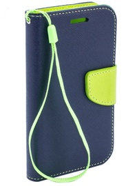 Telone Fancy Diary Bookstand Case For Nokia 5.1 Blue/Light Green