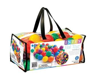 Набор мячей Intex 49602, 6.5 см, 100 шт.