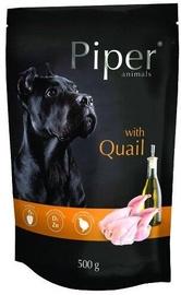 Dolina Noteci Piper Dog Food Quail 500g