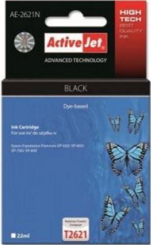 ActiveJet AE-2621N Cartridge 22ml Black