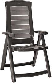 Садовый стул Keter Garden Chair Aruba, серый