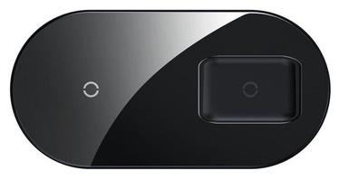 Lādētājs Baseus Simple Pro Wireless Charger 15W Black