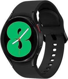 Viedais pulkstenis Samsung Galaxy Watch 4 LTE 40mm, melna