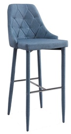 Bāra krēsls Signal Meble Trix H-1 Blue, 1 gab.