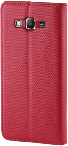 Forever Smart Magnetic Fix Book Case For Apple iPhone 5/5s/SE Red