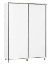 Skapis Bodzio SZP150 White, 150x60x210 cm