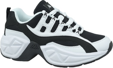Kappa Overton Shoes 242672-1011 Black/White 40