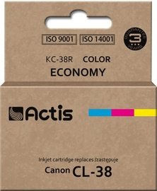 Actis Cartridge For Canon 12ml MultiColor
