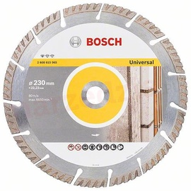 DIMANTA GRIEŠ. DISKS 230X22,23MM BOSCH