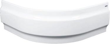 Schaedler Standard L Shower Tray Panel 90x90 White