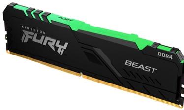 Operatīvā atmiņa (RAM) Kingston Fury Beast DDR4 8 GB CL17 3600 MHz
