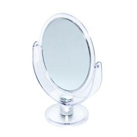 Kosmētiskais spogulis Gedy CO201800 Clear, stāvošs, 17.6x25 cm
