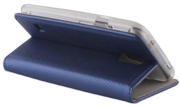TakeMe Smart Magnetic Fix Book Case Fpr Xiaomi Mi 8 Lite Dark Blue