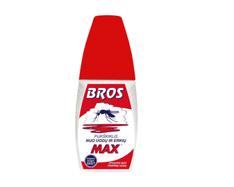 Bros Mosquito And Tick Pump Spray Max 50ml
