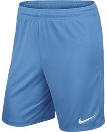 Nike Junior Shorts Park II Knit NB 725988 412 Light Blue XL