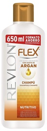 Шампунь Revlon Flex Keratin Nourishing Argan Oil, 650 мл