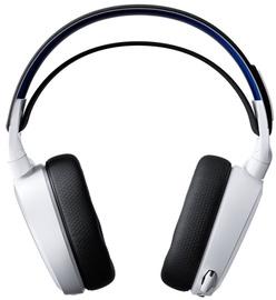 Spēļu austiņas Steelseries Arctis 7P /, zila/balta/melna