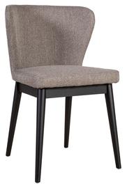 Ēdamistabas krēsls Home4you Lisbon Gray 18103, 1 gab.