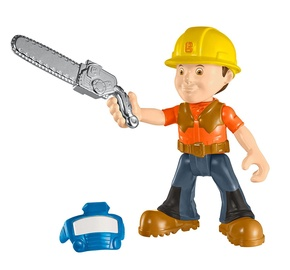 Rotaļlietu figūriņa Fisher Price Bob The Builder Lumberjack Bob DHB07