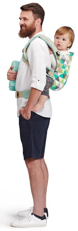 Сумка-кенгуру KinderKraft Nino Mint