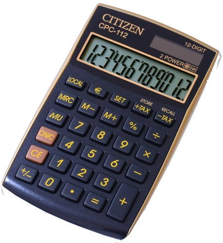 Citizen Calculator CDC 80GEWB