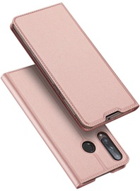 Dux Ducis Skin Pro Bookcase For Huawei P40 Lite E Pink