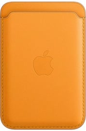 Maciņš Apple iPhone Leather Wallet with MagSafe California Poppy