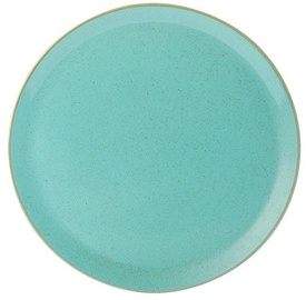 Porland Seasons Pizza Plate D32cm Turquoise