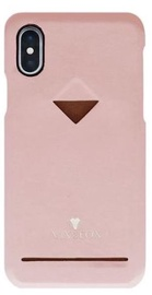 Vix&Fox Card Slot Back Shell For Huawei P20 Pink