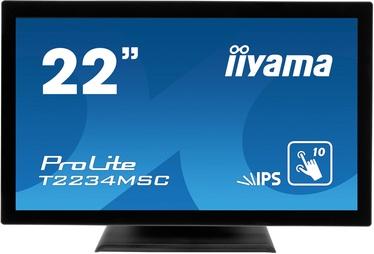 "Monitors Iiyama ProLite T2234MSC-B6X, 21.5"", 8 ms"