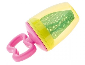 Canpol Babies Fresh Food Teether Pink/Green