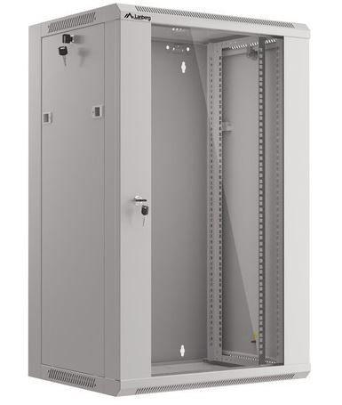 Serveru skapis Lanberg Wall-Mounted Rack 19'' 18U, 57 cm x 45 cm x 90.3 cm