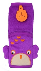 Drošības jostu mīkstinājums Trunki Owl Ollie, violeta
