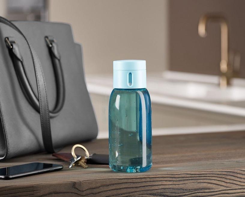 Joseph Joseph Dot Water Bottle 400ml Turquoise