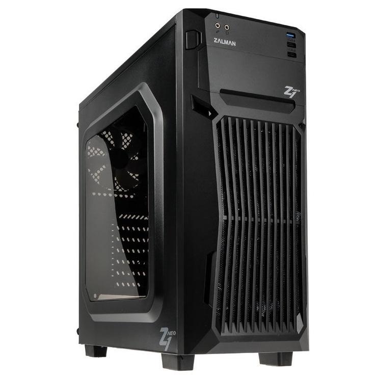 Zalman Case Z1 Neo Midi Tower Insulated Black