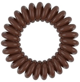 Invisibobble Hair Rings 3pcs Pretzel Brown