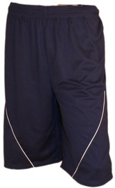 Bars Mens Football Shorts Dark Blue 188 S