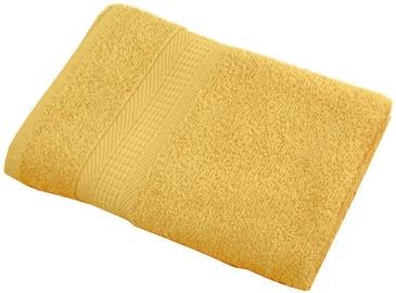 Bradley Frotē dvielis, 50 x 70 cm, dzeltens