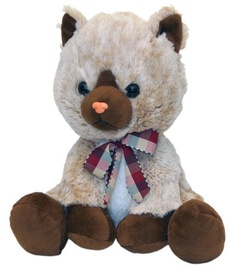 Mīkstā rotaļlieta Axiom Cat Teos Beige, 24 cm