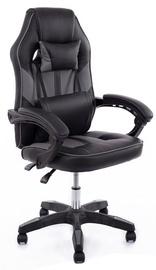 Spēļu krēsls Happygame 7915 Black