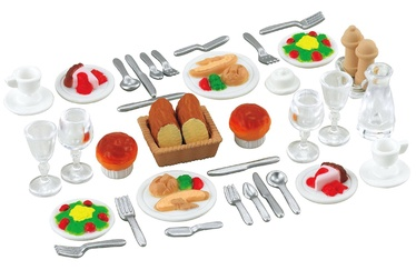 Фигурка-игрушка Epoch Sylvanian Families Dinner For Two Set 2818